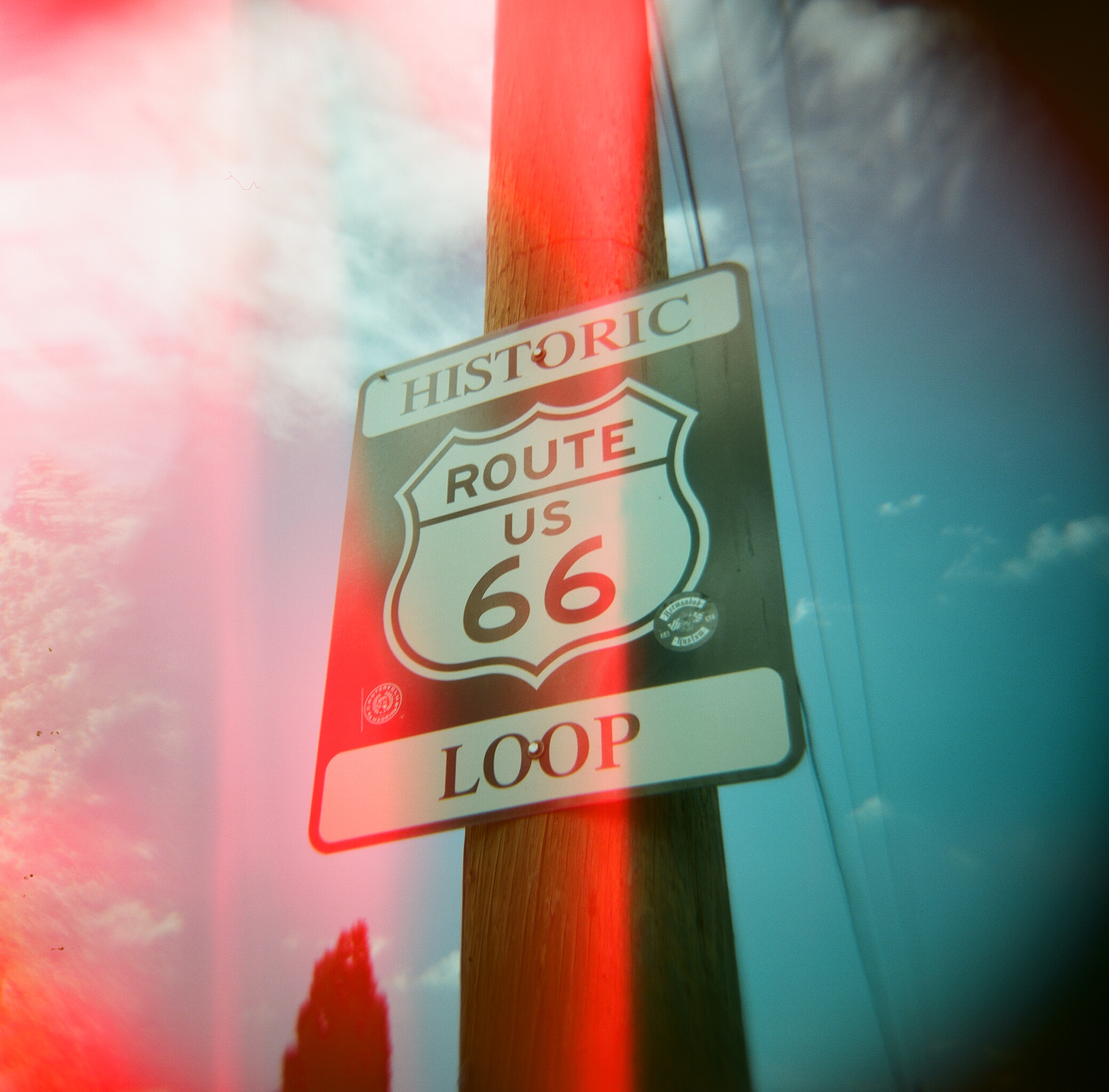 photography travel Route 66